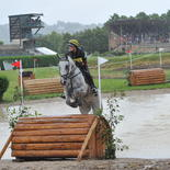 Cluny CIC ** 2012 - Rock Cherry & Camille Guyot - 5ème place